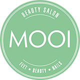 Beauty Salon Mooi Logo